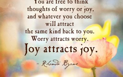 Are You Resisting or Attracting Joy?