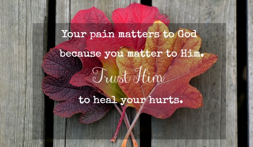 Heal Your Hurts & Show Your Scars